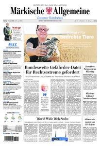 Märkische Allgemeine Zossener Rundschau - 12. Juli 2019