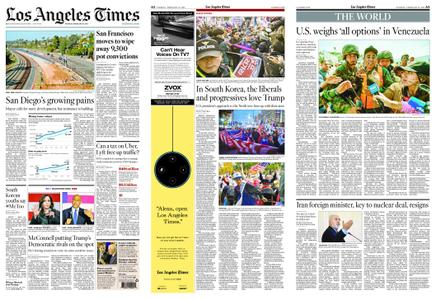 Los Angeles Times – February 26, 2019