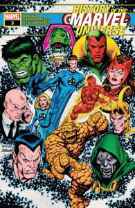 History of the Marvel Universe 003 2019 Digital Zone