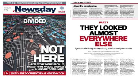 Newsday – November 18, 2019
