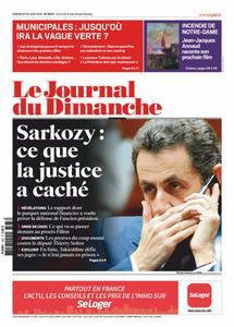 Le Journal du Dimanche - 28 juin 2020
