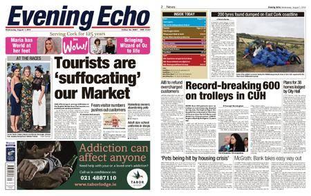 Evening Echo – August 01, 2018