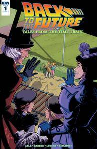 Back to the Future - Tales from the Time Train 001 2017 Digital