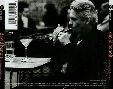 David Benoit - Professional Dreamer (1999) {GRP Records GRD-9942}