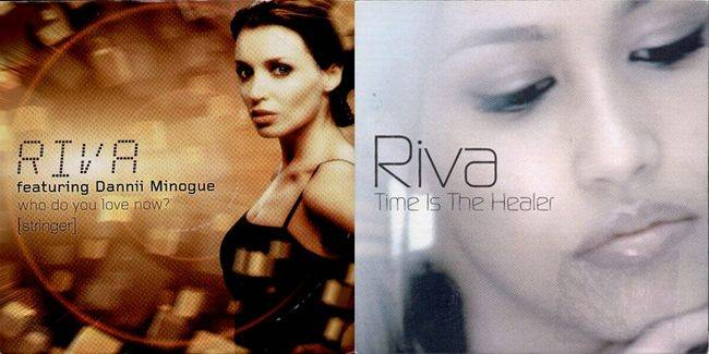 RIVA - 4 Songs for 2 Videos