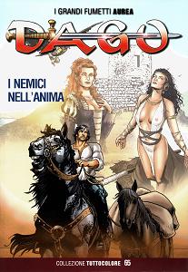 Dago - Collezione Tuttocolore - Volume 65 - I Nemici Nell'Anima