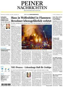 Peiner Nachrichten - 12. Juli 2018