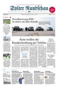 Sylter Rundschau - 23. März 2018
