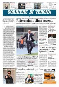 Corriere di Verona - 20 Ottobre 2017