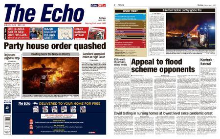 Evening Echo – April 09, 2021