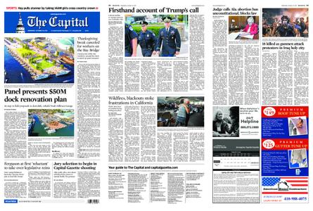 The Capital – October 30, 2019