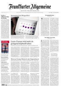 Frankfurter Allgemeine Zeitung - 9 Januar 2021