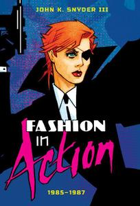 Bedside Press-Fashion In Action 2019 Hybrid Comic eBook