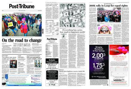 Post-Tribune – January 21, 2018