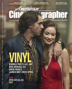 American Cinematographer - March 2016