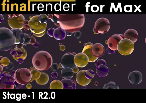 FinalRender Stage-1.R2.0 for Max
