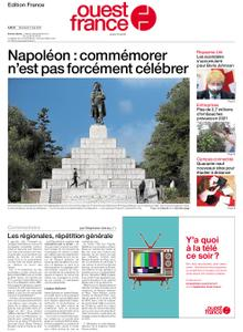 Ouest-France Édition France – 05 mai 2021