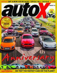 autoX - October 2016