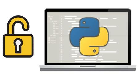 Python Hacking for Cyber Security: From A-Z Complete Course