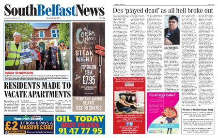 South Belfast News – April 11, 2019