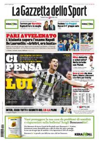 La Gazzetta dello Sport – 31 ottobre 2019