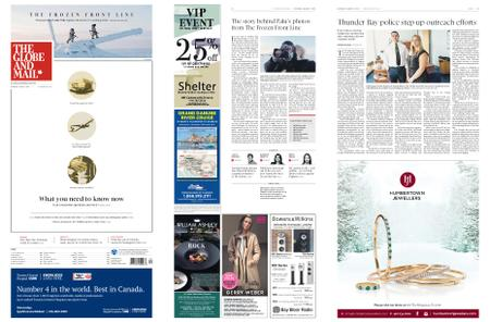 The Globe and Mail – March 07, 2020