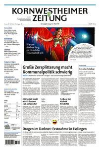 Kornwestheimer Zeitung - 04. Mai 2019