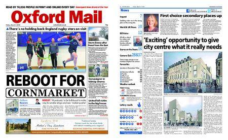Oxford Mail – March 02, 2018