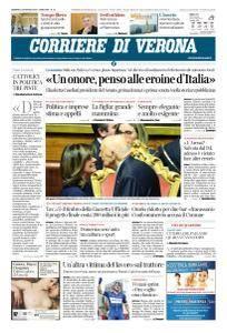 Corriere di Verona - 25 Marzo 2018