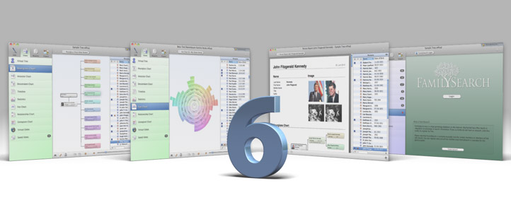 MacFamilyTree 6.1.3