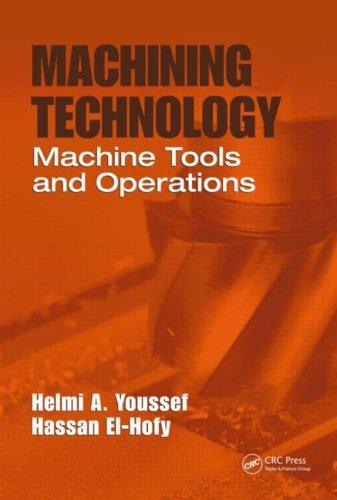 Machining Technology: Machine Tools and Operations
