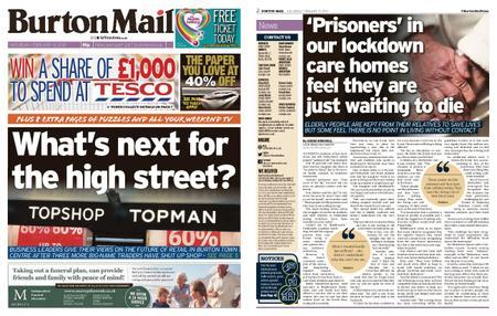 Burton Mail – February 13, 2021
