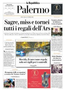 la Repubblica Palermo - 11 Dicembre 2019