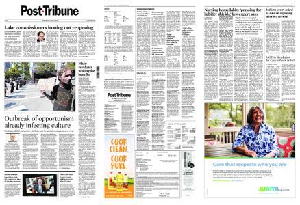 Post-Tribune – May 13, 2020