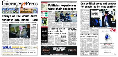 The Guernsey Press – 04 December 2018