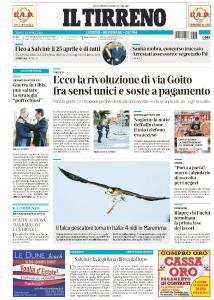 Il Tirreno Livorno - 13 Aprile 2019