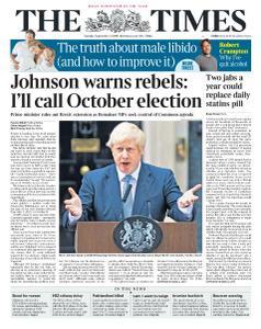 The Times - 3 September 2019
