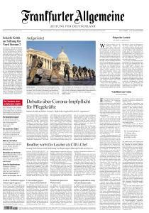 Frankfurter Allgemeine Zeitung - 13 Januar 2021