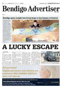 Bendigo Advertiser - March 25, 2019
