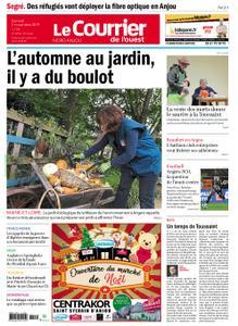 Le Courrier de l'Ouest Nord Anjou – 02 novembre 2019