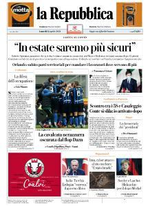 la Repubblica - 12 Aprile 2021