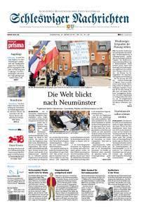 Schleswiger Nachrichten - 27. März 2018