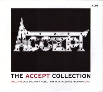 Accept - The Accept Collection (2010) [3CD Box Set]