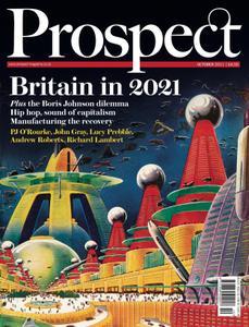 Prospect Magazine - October 2011