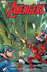 Marvel Action Avengers 002 2019 Digital Zone