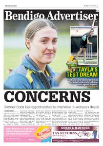 Bendigo Advertiser - July 19, 2019