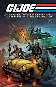 IDW-G I Joe Transformers Crossover Vol 01 2012 Hybrid Comic eBook