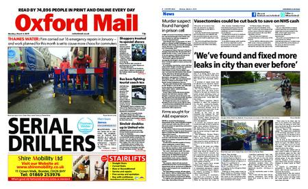 Oxford Mail – March 04, 2019