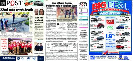 The Guam Daily Post – December 06, 2018