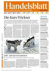 Handelsblatt - 04. Januar 2016